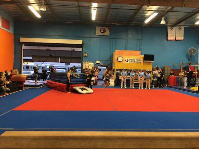 Girl's Gymnastics North Hollywood